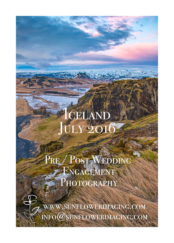 Iceland Pre-Wedding/ Engagement Photography