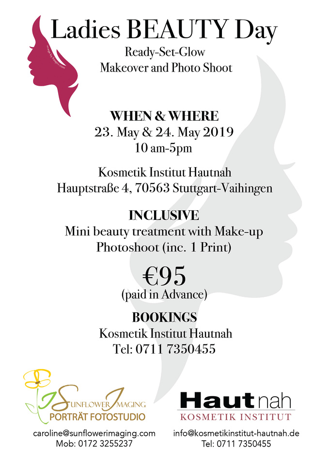 Ladies beauty Day Stuttgart Vaihingen