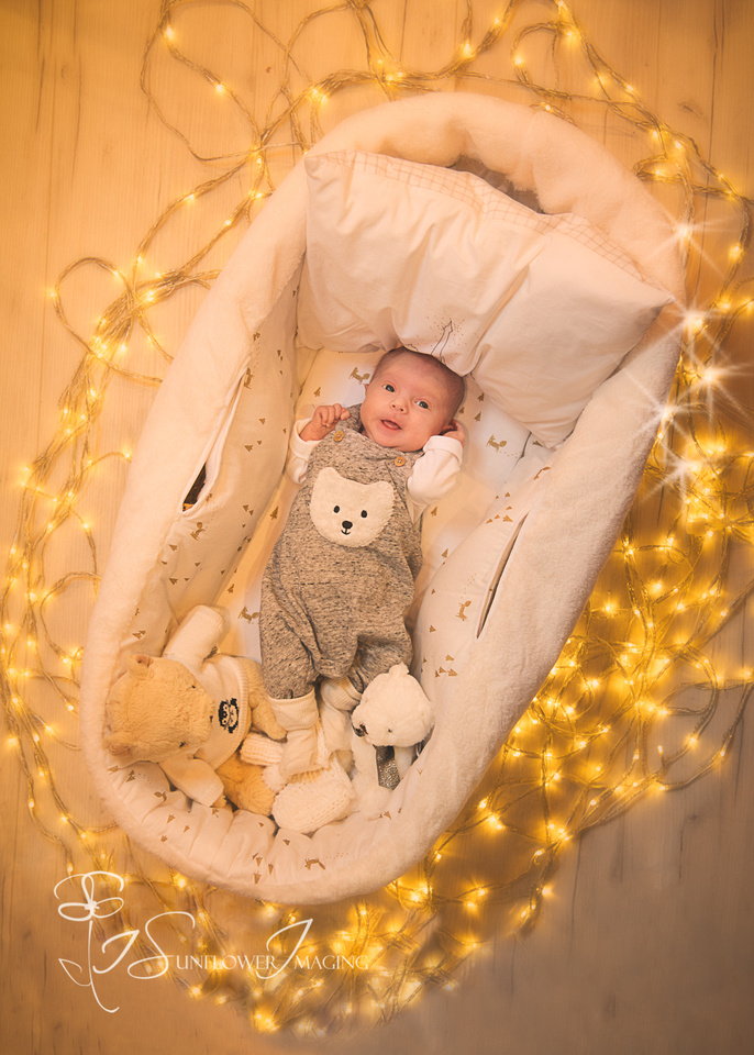 First Christmas - Family Baby, Stuttgart
