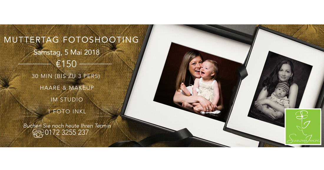 Muttertag Fotoshootings